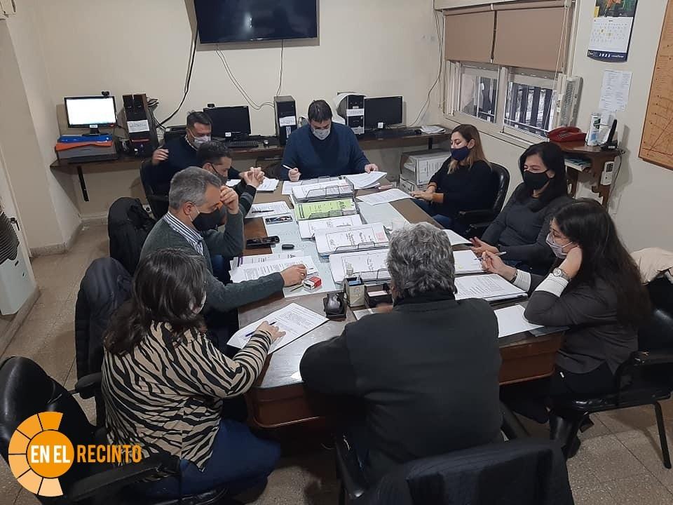 Los concejales realizaron sesión extraordinaria a pedido del Ejecutivo