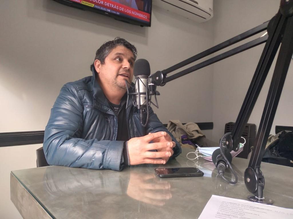 Fernando Mauroni visitó Tarde Wapa y habló de política local