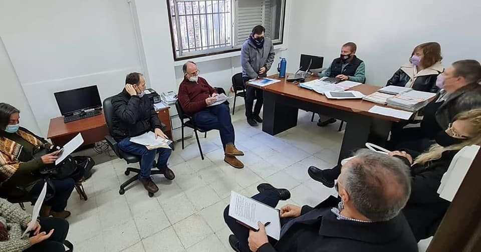Gestiones hídricas por parte de Rasetto, las Presidentes Comunales de Iriondo y la intendente de Totoras