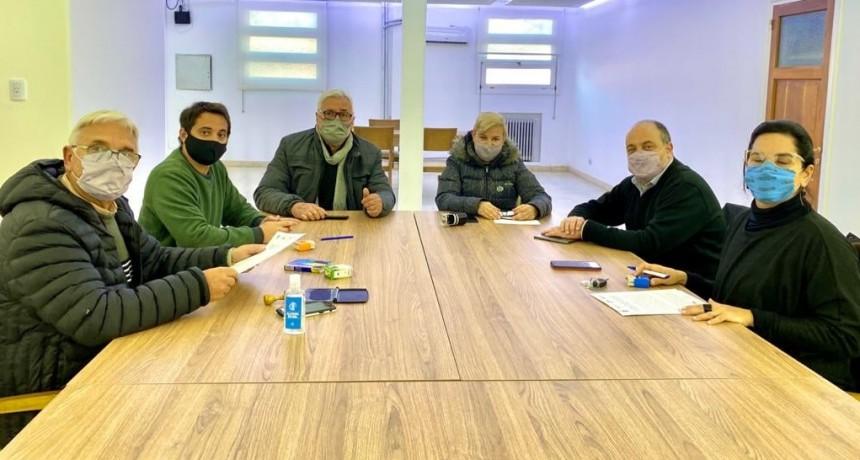El Municipio y la FUDECA firmaron convenio con el INTI