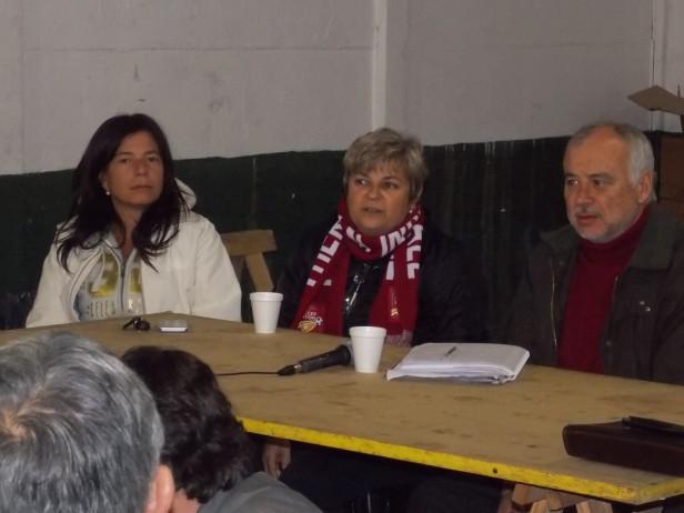 Reunión del Consejo de Seguridad en barrio sur