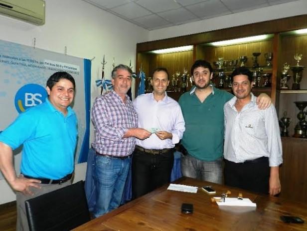 Entrega final de los premios del concurso Mundial Solidario Iriondo