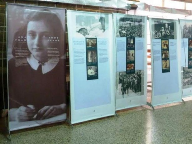 Muestra Itinerante sobre Ana Frank