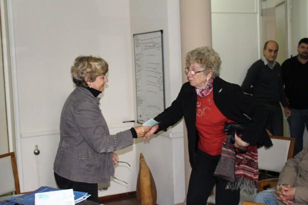 El Municipio entregó subsidios a instituciones