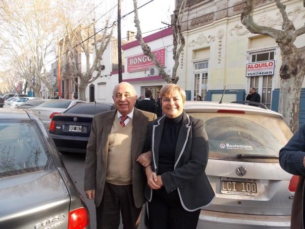 El Ministro de Salud Provincial y la Intendenta recorrieron obras