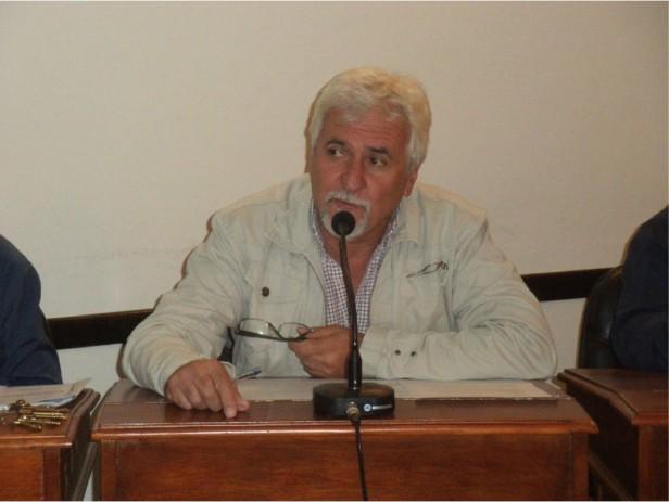 El concejal Tocalli explicó los temas presentados por su bloque