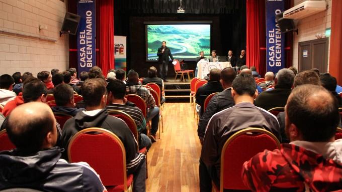 Liga Cañadense de Fútbol y Municipio realizaron otra capacitación