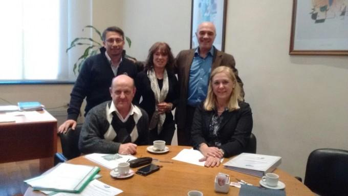 El Municipio aporta Proyecto de Obras para la Estación Elevadora en barrio Quique