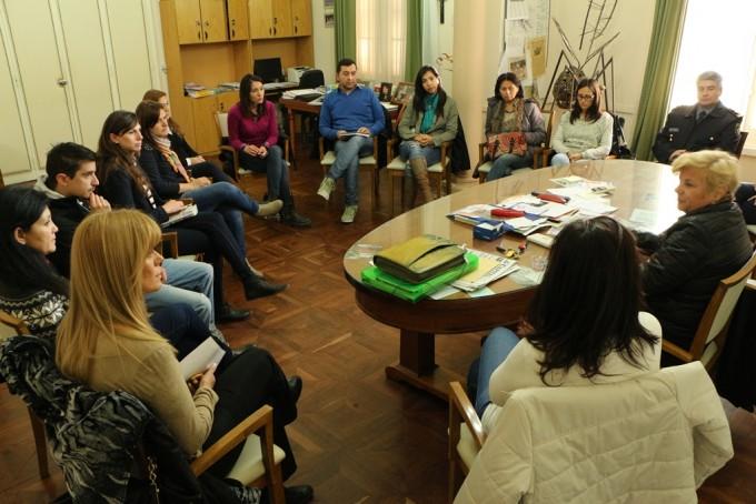 Buscan fortalecer el trabajo en la Red sobre Violencia Familiar
