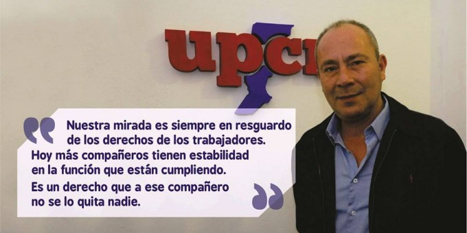 UPCN: confirmación de 1200 subrogancias