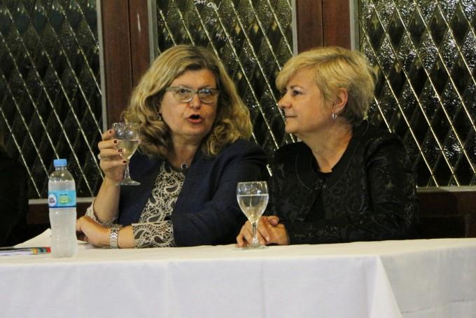 Clerici y Balagué en el Foro Regional de participación Ciudadana