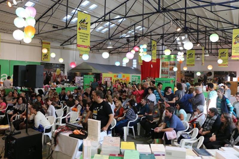 Culminó con éxito la 3ª edición de la Feria del Libro