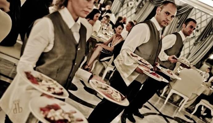 Taller profesional para mozos y camareros