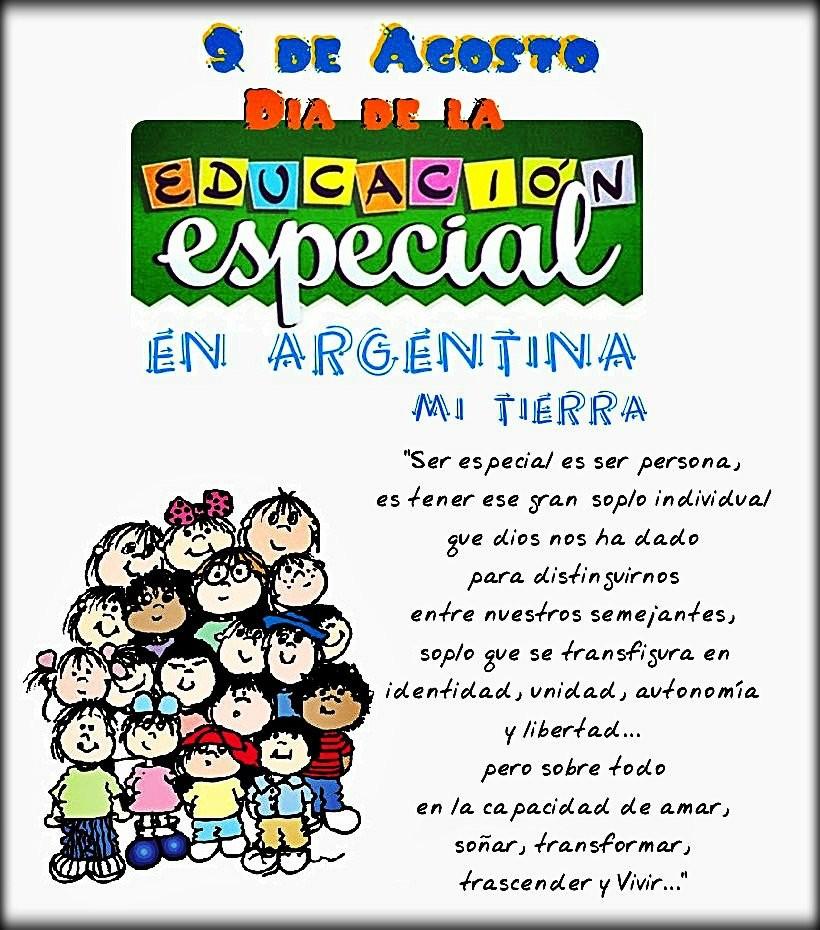Hoy es el Día de la Maestra de Educación Especial