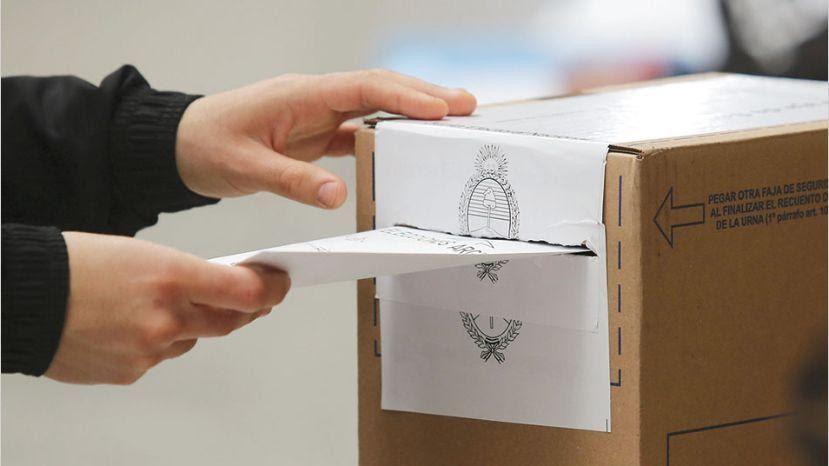 Este martes comienza la justificación del no voto en las Paso nacionales