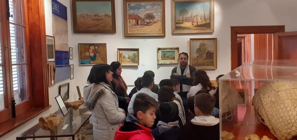 Cerca de mil alumnos ya visitaron los Museos de la ciudad