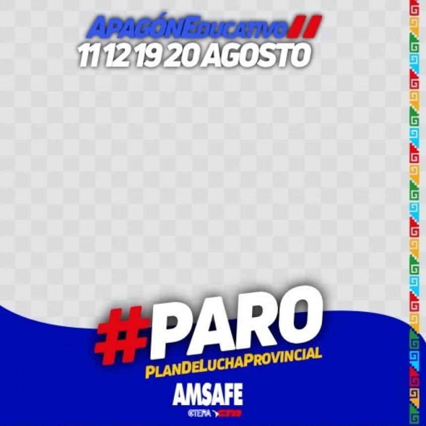 AMSAFE RECHAZÓ EL BONO PARO DE 48 HS 11,12, 19 y 20