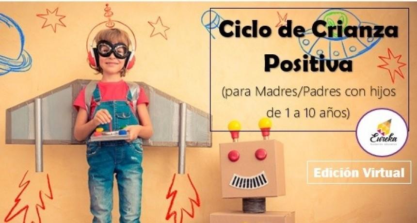 ADEO INVITA A PARTICIPAR DE CRIANZA POSITIVA PARA PADRES