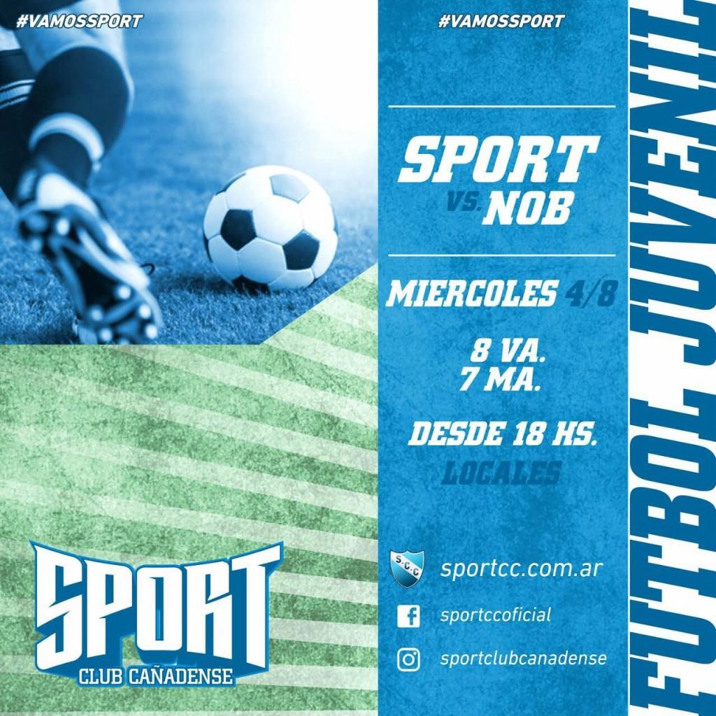 Futbol Juvenil en Sport