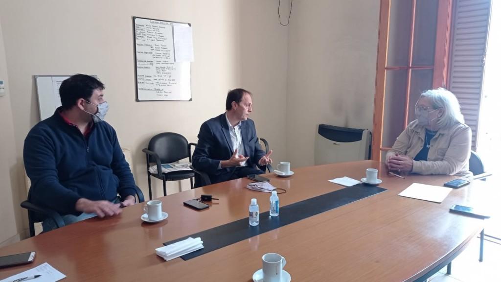 Rasetto junto a LALCEC por la digitalización del hospital San José