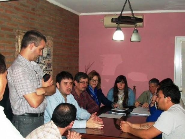Proponen formar consorcios en el barrio Fonavi