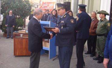 Celebración de los 150 años de la Policia Provincial y 40 años del Comando Radioeléctrico en Cañada de Gómez