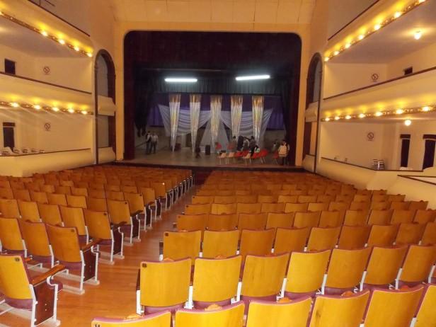 Festejos en el Teatro Verdi