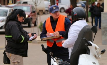 Municipio continúa con operativos de tránsito y control vehicular