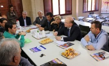 Municipio y Cámara de la Madera trabajan junto a la Provincia en defensa de la industria local