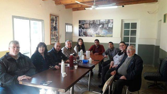 Total rechazo al cobro del Plus Medico en Cañada de Gómez