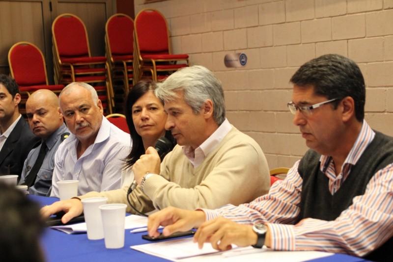Autoridades Municipales presentes en la convocatoria de ADESSA