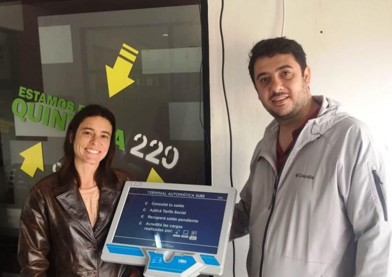 Chale solicitó adherir a un convenio para implementar la SUBE en Cañada