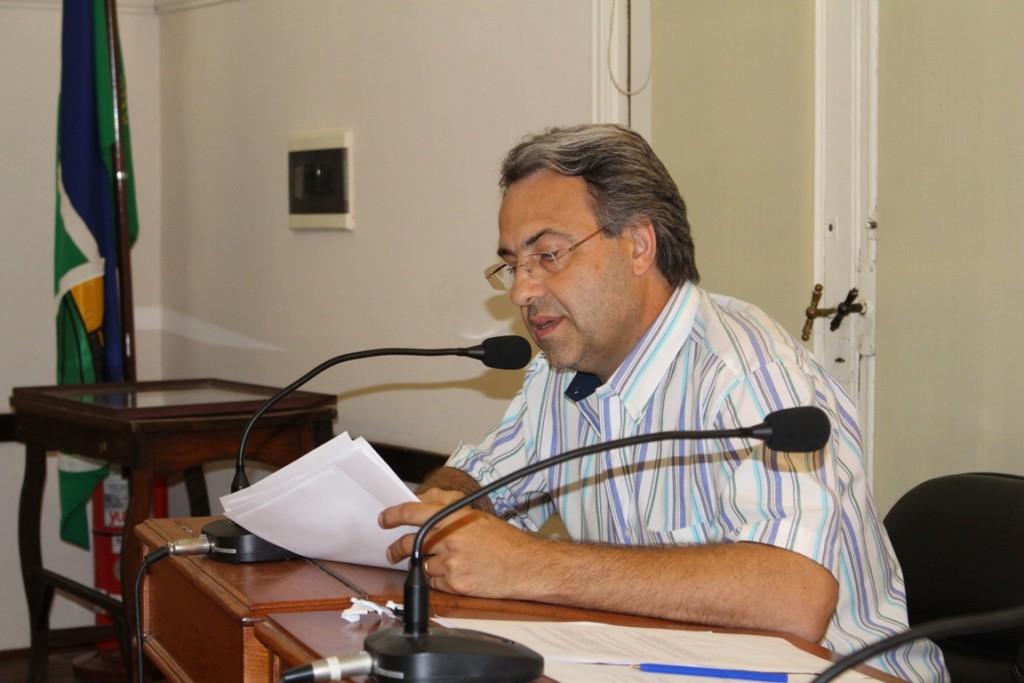 Casalegno solicitó el envío de fondos para la refacción y reparación de edificios en Cañada de Gómez