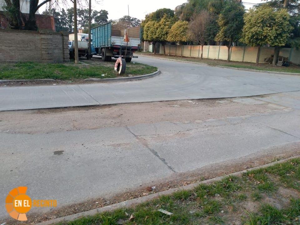 El bloque del FPCyS pidió al municipio arreglos de calle Lavalle Bis