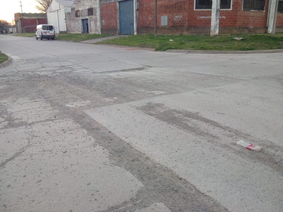 Reparación de calzadas es un tema recurrente pero el Municipio sigue sin dar soluciones definitivas