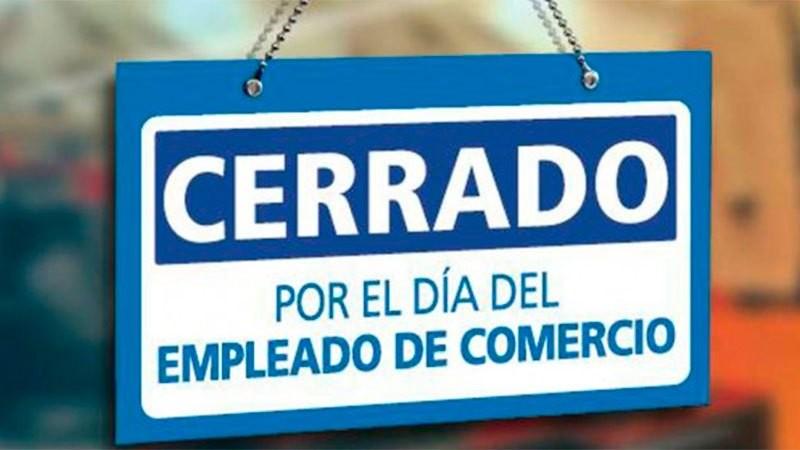 En nuestra ciudad el Dia del Empleado de Comercio se conmemora el miércoles