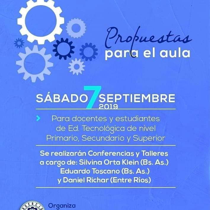 2do Encuentro de Educación Tecnológica