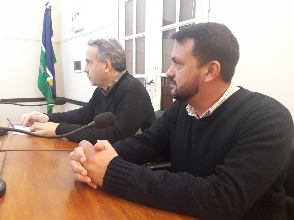 El concejal Diego Díaz Patrón propuso que la EPE suspenda el cobro de intereses en las facturas vencidas