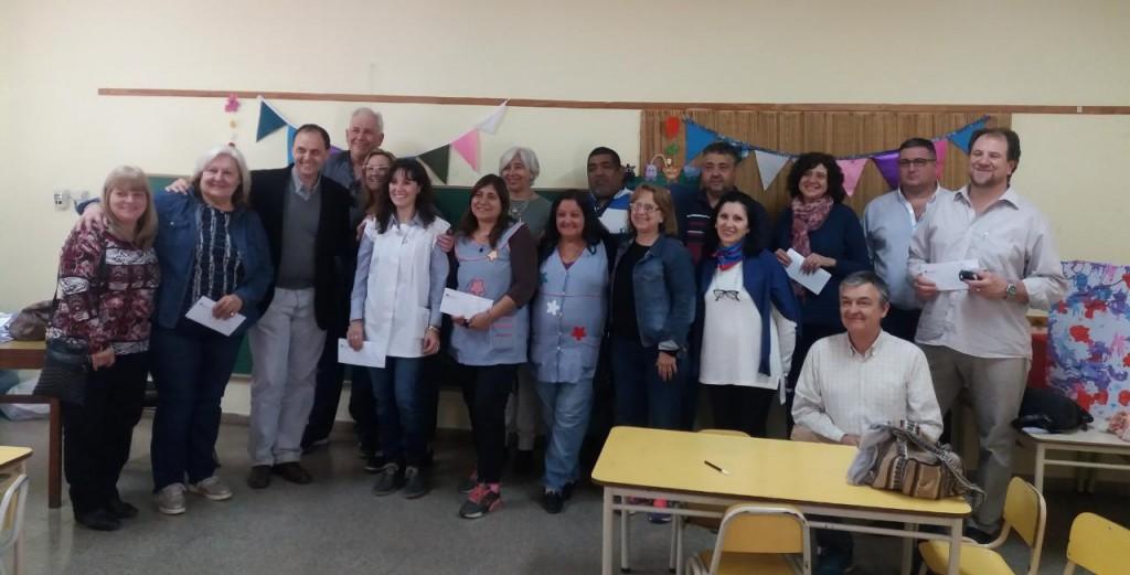 Rasetto entregó aportes a instituciones de Cañada