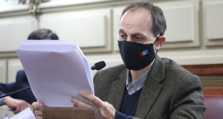 Media sanción a proyecto de Rasetto en relación a Municipios y Comunas de la Provincia