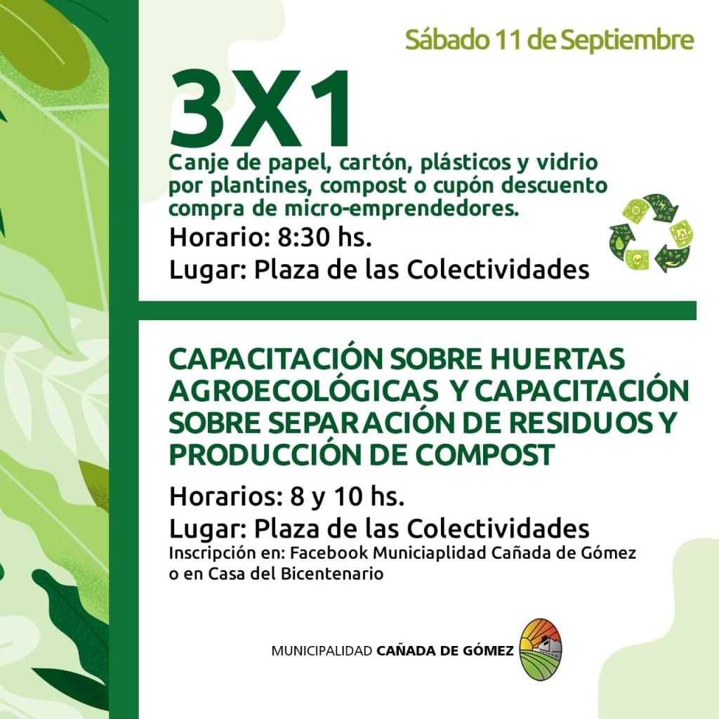 El Municipio realiza Jornada de Gestión Ambiental