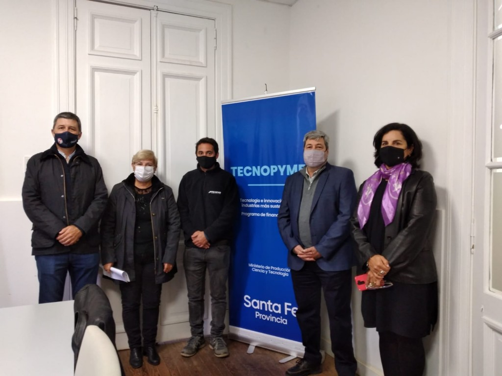 Se presentó el Programa Tecnopyme que beneficiará a empresas de Cañada de Gómez y la región