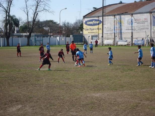 Torneo - Encuentro de fútbol Infantil Copa Centenario ADEO