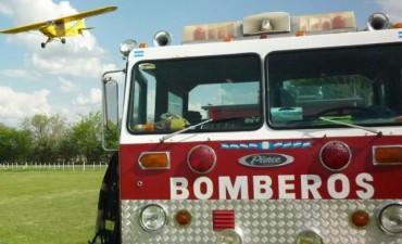 Inscriben para aspirantes a bomberos