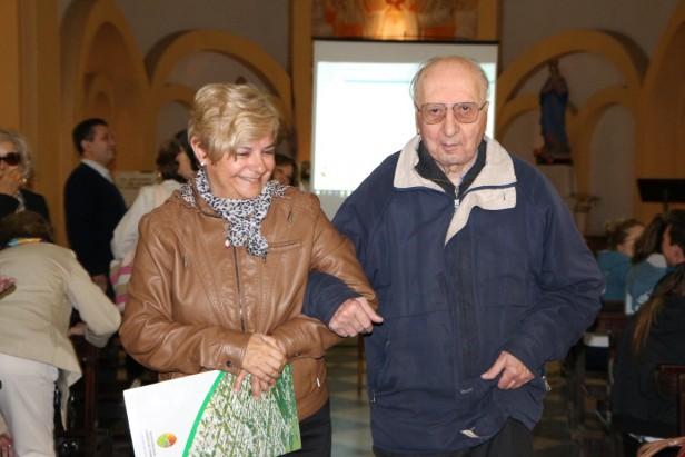 Monseñor Renaldo Ferrero fue declarado Ciudadano Ilustre