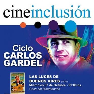 Cine Inclusión en Casa del Bicentenario