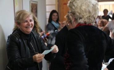Clerici concretó nueva entrega de aportes a instituciones