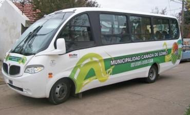 El colectivo urbano circulará el domingo por el Dia de los Santos