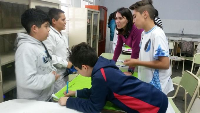 Jornada sobre acoso escolar realizada por el Municipio y la Secretaría de la Niñez