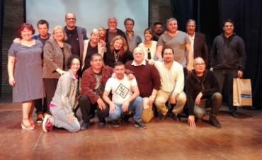 Emotivo cierre del Encuentro Nacional de Teatro